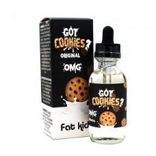 Got cookies? original 60ml 0nic